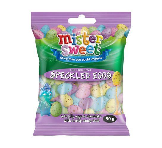 Mister Sweet Mini Prepacks Speckled Eggs (24 x 50g)