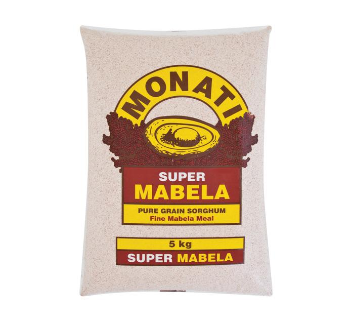 Monati Super Mabela Mabella (4 x 5kg)