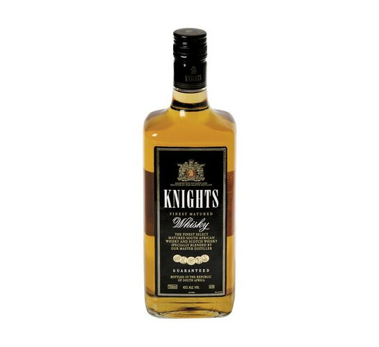 Knights Whisky (1 x 750ml)