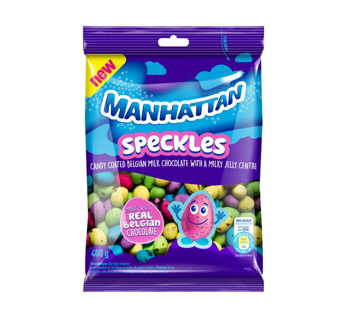Manhattan Speckles Chocolate (1 X 400g)