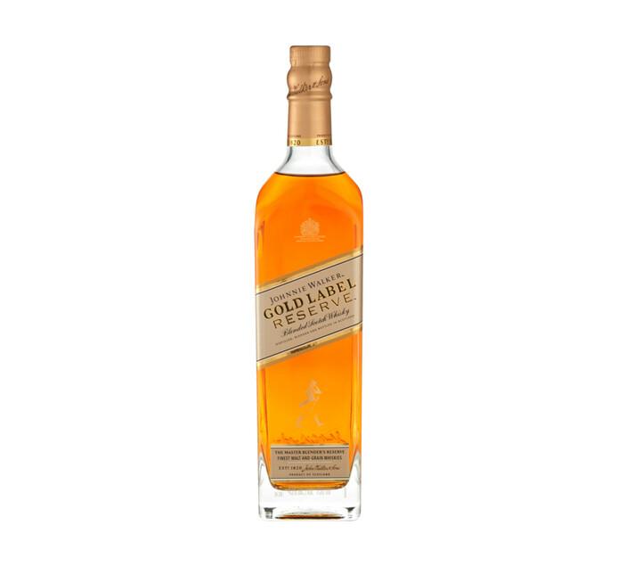 Johnnie Walker Gold Reserve Blended Scotch Whisky (1 x 750 ml)