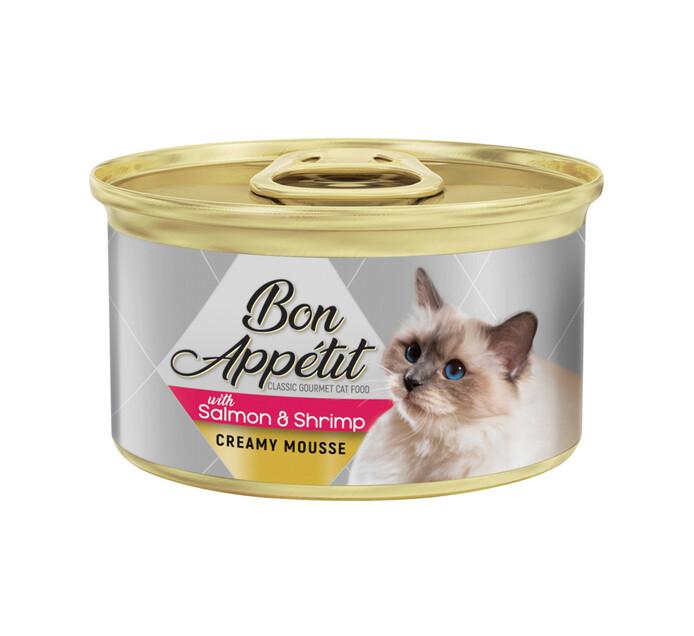 Bon Appetit Crm Cat Mousse Tender Chicken & Liver (1X85g)