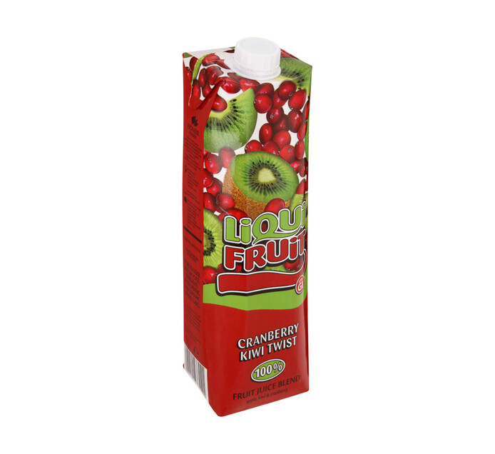 Liqui Fruit Juice Cranberry Kiwi (1 x 1L)