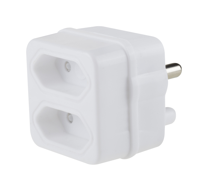 SGA 1X16amp 2x5amp Adaptor