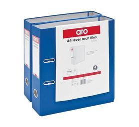 ARO A4 Lever Arch Files