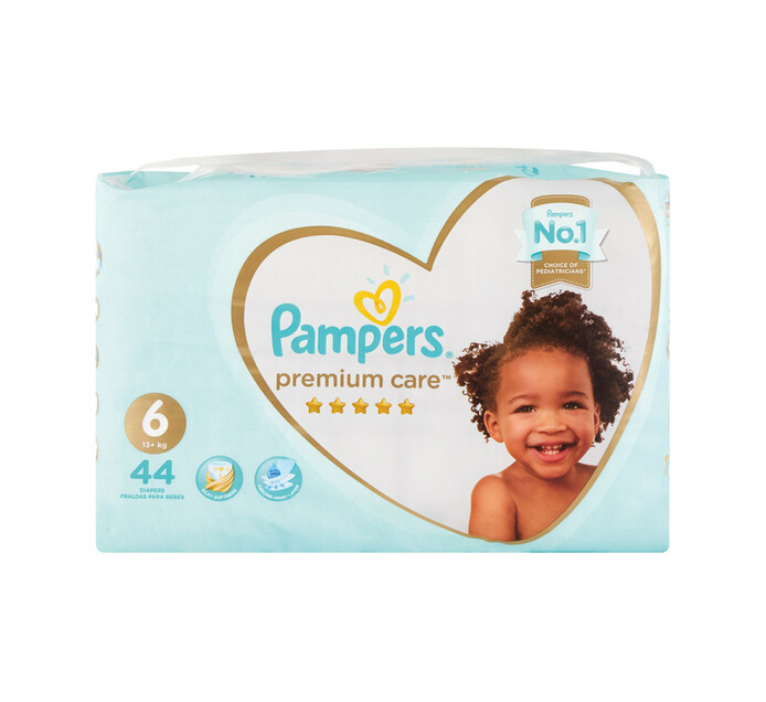 Pampers Premium Care Jumbo Diapers Size 6 (1 x 1)