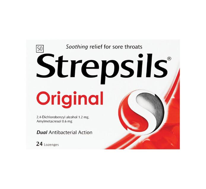 Strepsils Lozenges Original (1 x 24's)