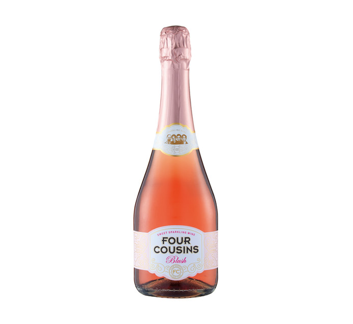 Four Cousins FC Blush Sparkling (1 x 750ml)
