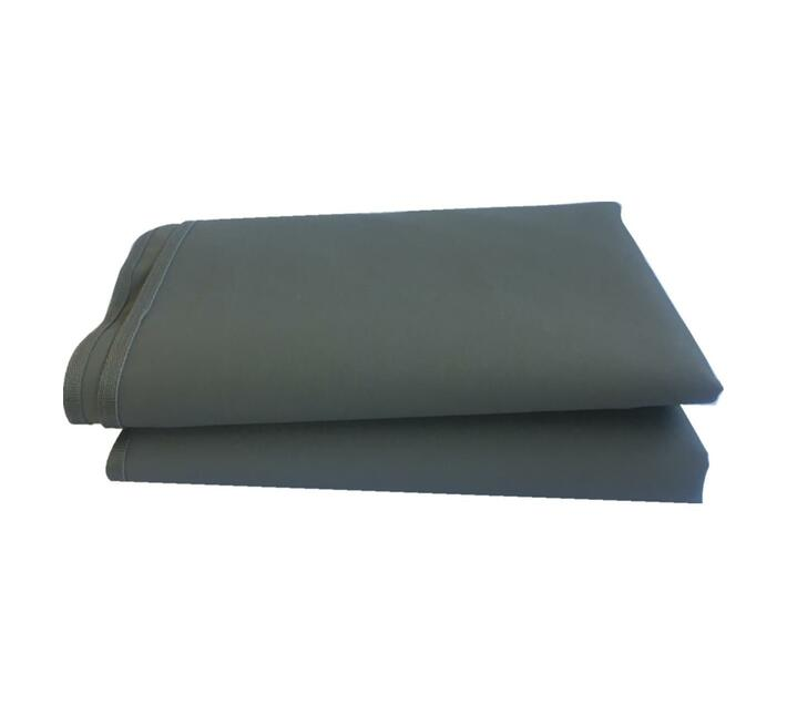 Patio Solution Covers Gas Braai Cover XL - Charcoal Ripstop UV 320grm