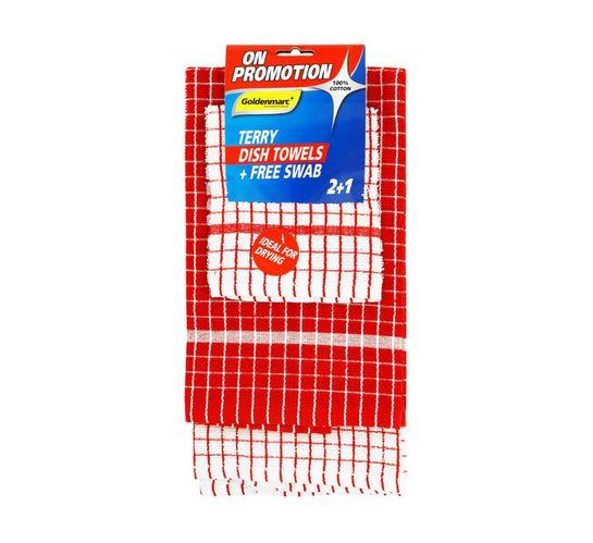 Goldenmarc Terry Towel plus Swab