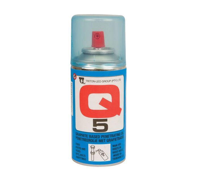 Q Products 150g Q5 Graphite Based Penetrating Oil