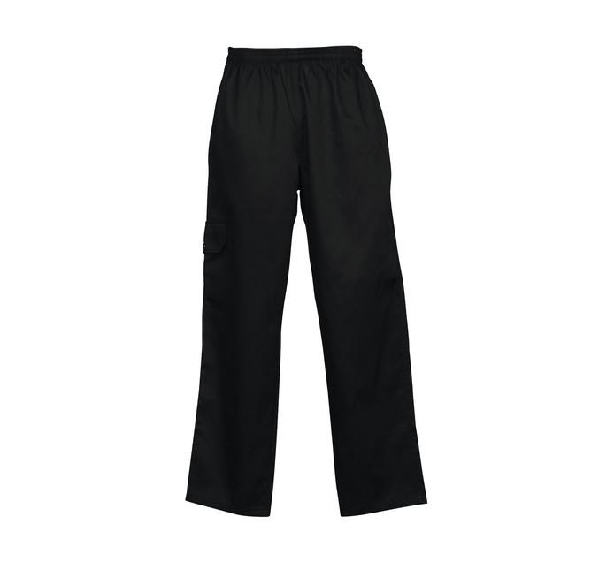 Bakers & Chefs XXL Chef Pants Black