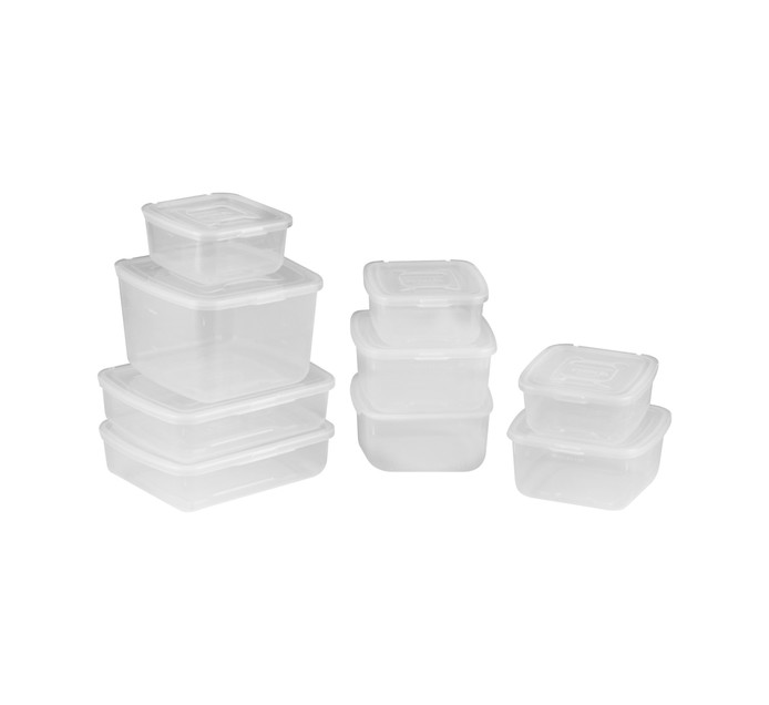 Myeverlid 9 pc Containers