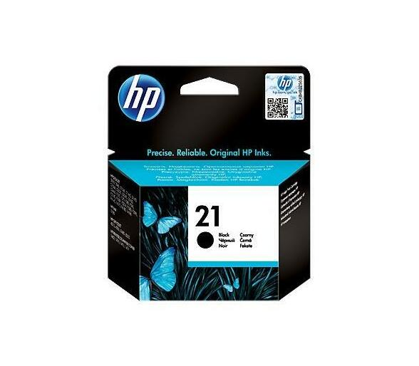 HP 21 5 ml black original ink cartridge for Deskjet F2149, F2179