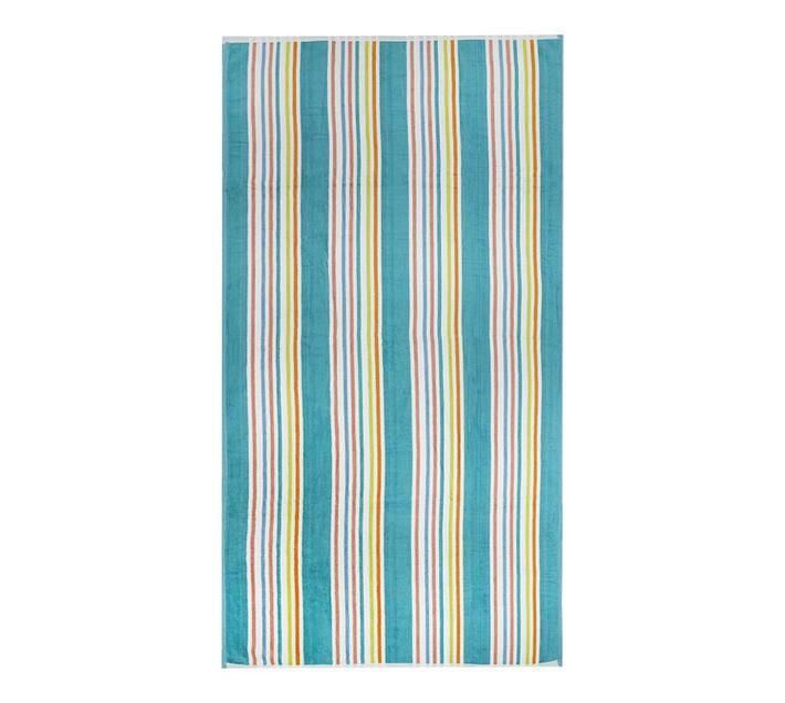 Espirit 2 Beach Towel 90x180cms 700gms - Coral Teel
