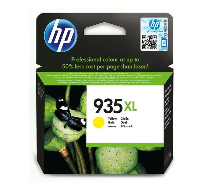 HP 935XL Yellow Original Ink Cartridge For OfficeJet 6812, 6815