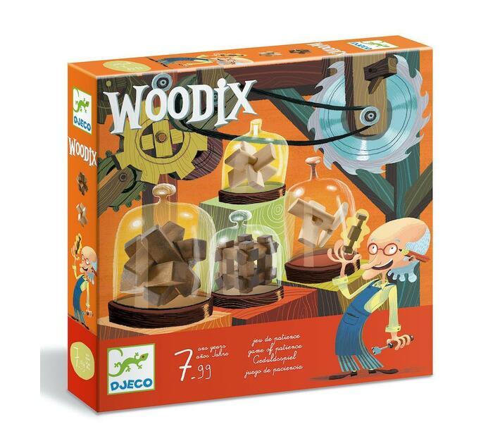 Djeco Educational Game- Woodix