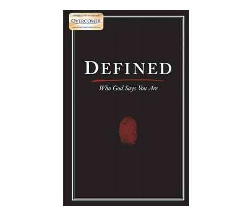 Defined - Who God Says You Are