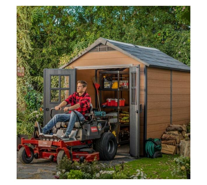 Keter Newton 7x11ft Shed