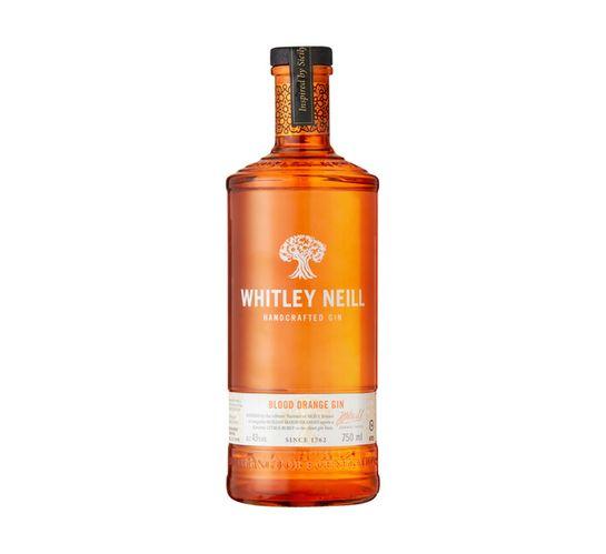 Whitley Neill Blood Orange Gin (1 x 750 ml)