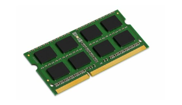 Kingston - DDR3L - 8 GB - SO-DIMM 204-pin