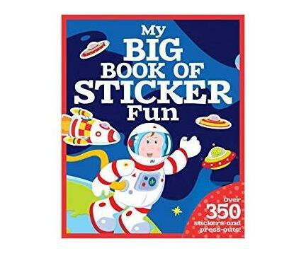 My Big Book Of Sticker Fun