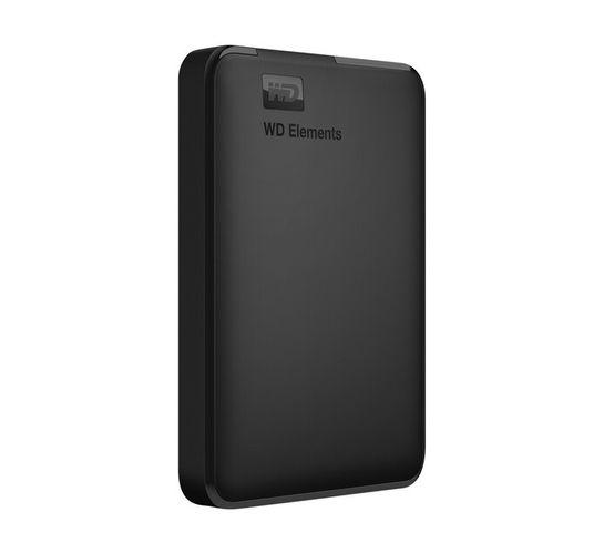 Western Digital 1 TB Elements Portable Hard Drive