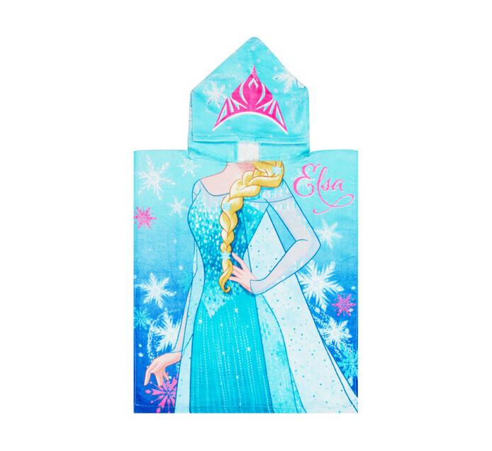 Character 50 x 115 cm Hooded Towel Frozen