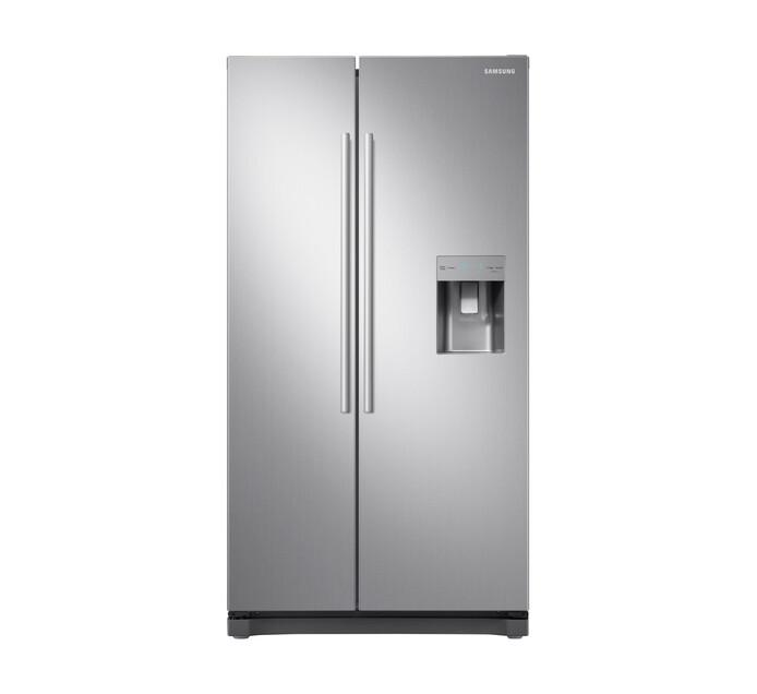 Samsung 520 l Side-by-Side Fridge/Freezer with Water Dispenser