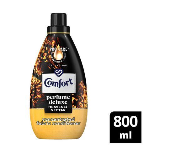 Comfort Perfume Deluxe Fabric Conditioner Heavenly Nectar (12 x 800ml)