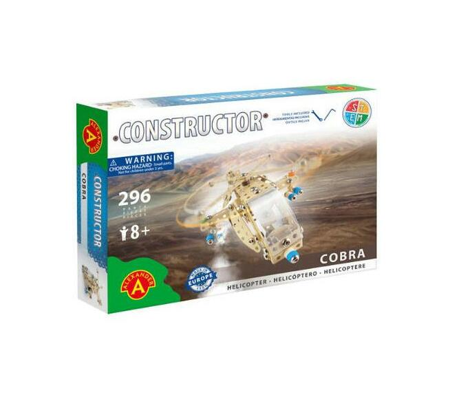 Constructor - Cobra (Helicopter)