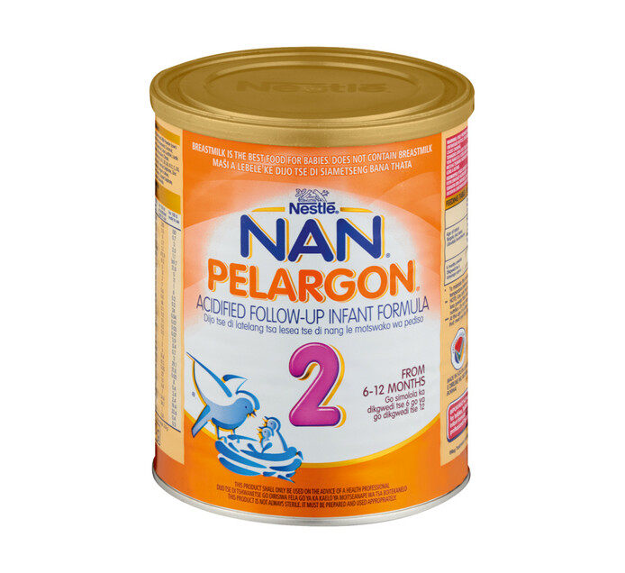 NAN Perlargon Infant Milk Formula 2 (1 x 900g)