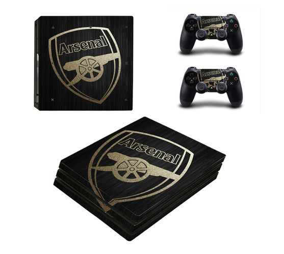 SKIN-NIT Decal Skin For PS4 Pro: Arsenal 2017