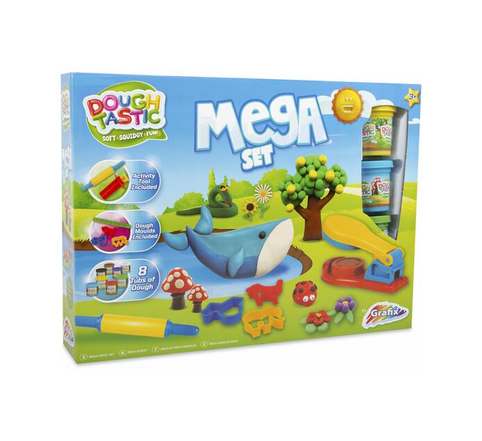 Grafix Dough Tastic Mega Set