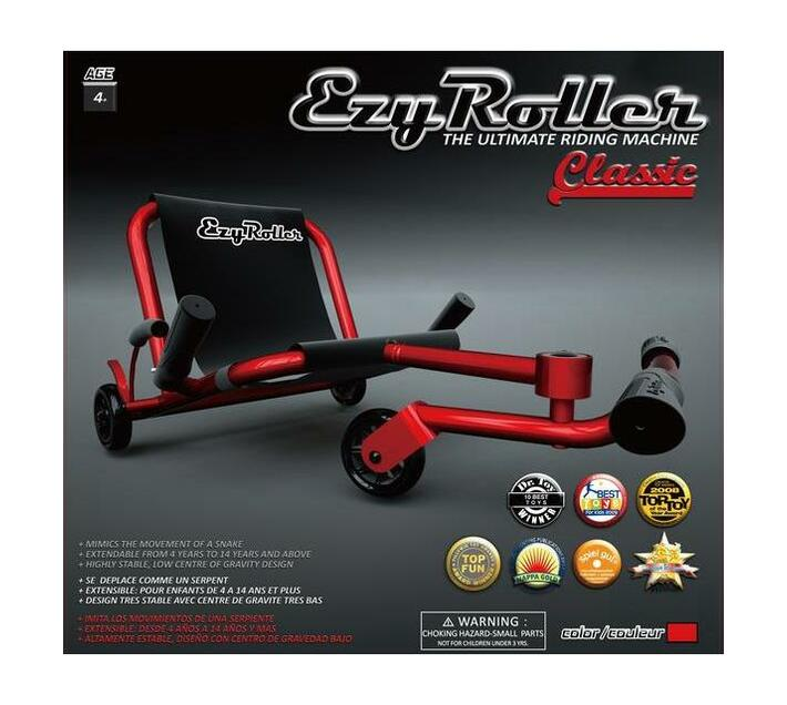 EzyRoller Classic - The Ultimate Riding Machine