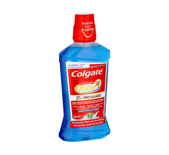 COLGATE Total Mouth Peppermint (1 x 500ml)