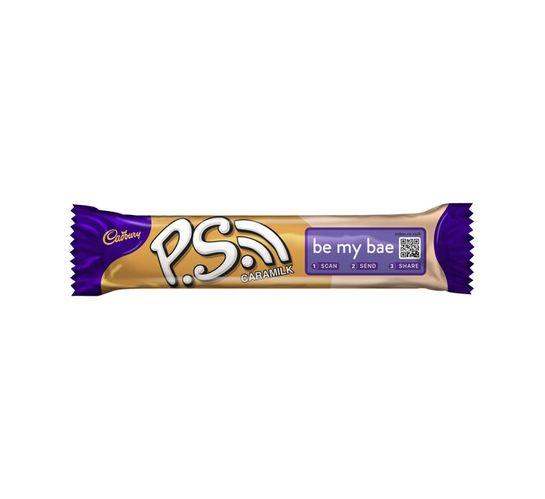 Cadbury PS Caramilk Chocolate Bars (1 x 1's)