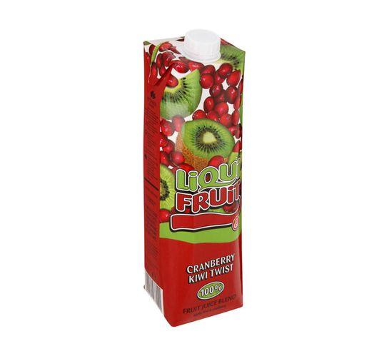 Liqui Fruit Juice Cranberry Kiwi (12 x 1L)