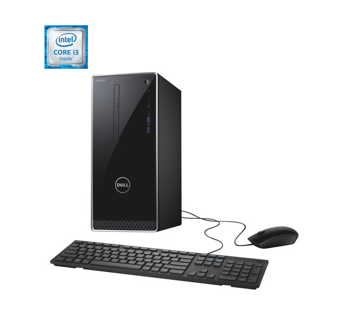 DELL Inspiron 3670 Intel Core i3 Desktop PC