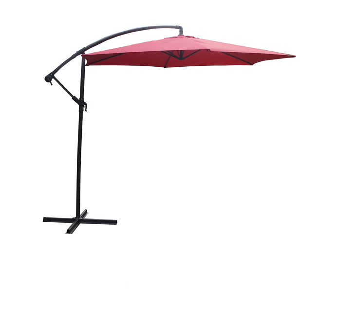 Terrace Leisure 3 m Provence Cantilever Umbrella