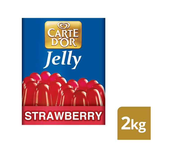 Carte D'or Jelly Strawberry (1  x 2kg)