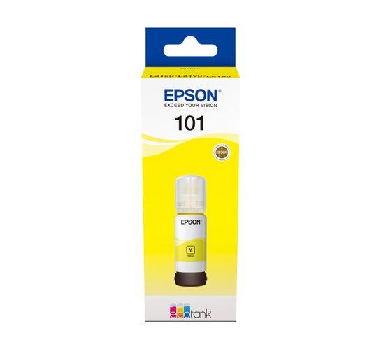 Epson 101 EcoTank 70ml T6641 Yellow Ink