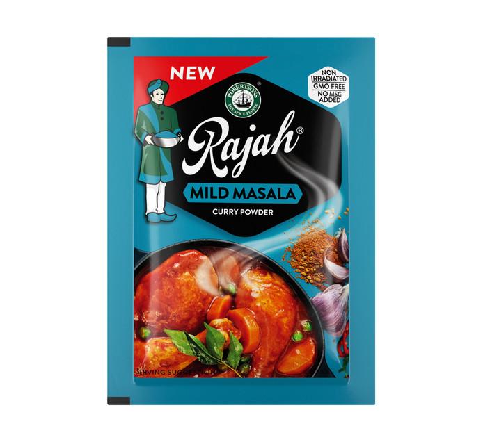 Rajah Envelope Curry Spice Mild (40 x 7g)