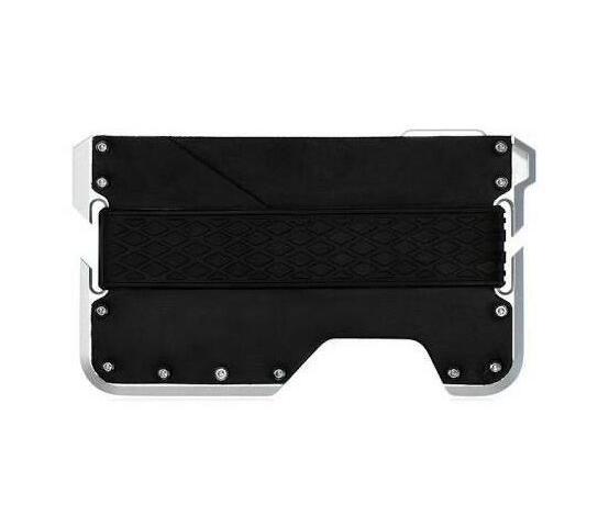 Aluminium Tactical Card Wallet w/ Bottle Opener