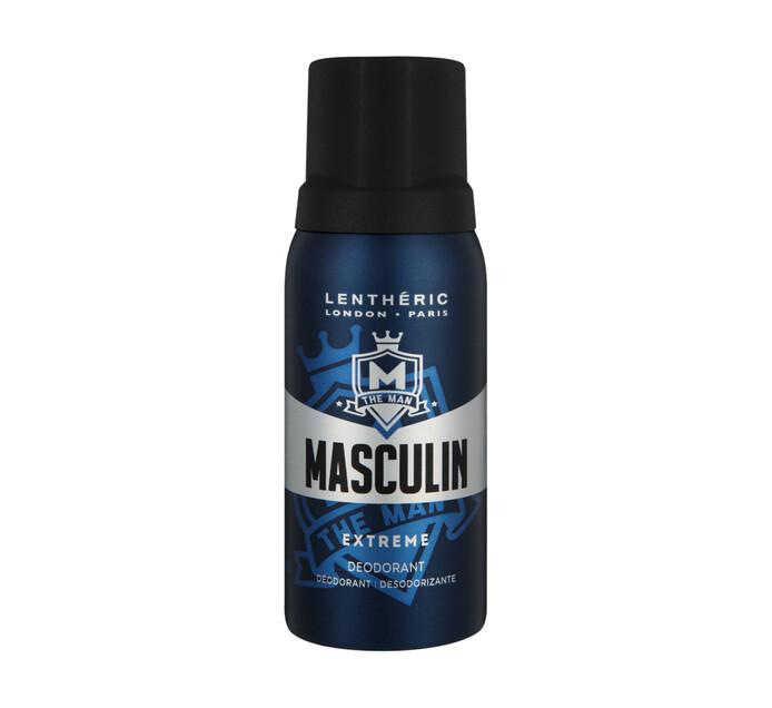 Lentheric Masculin Body Spray Extreme (1 x 150ml)