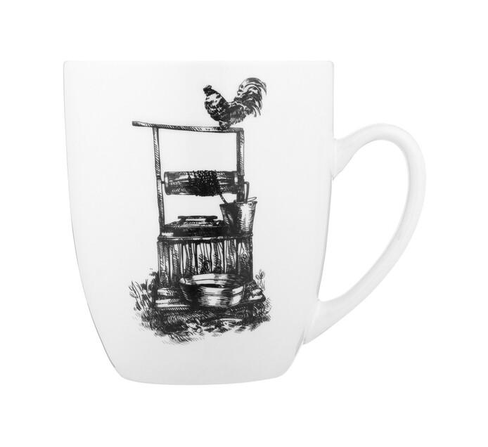 354 ml Rooster Mug