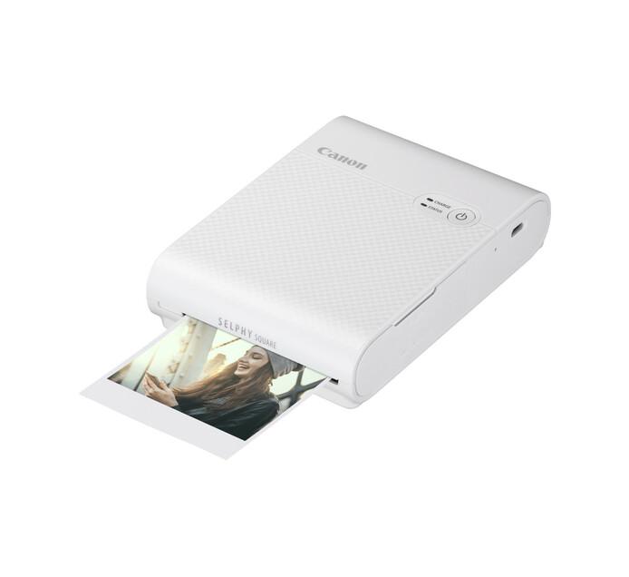 Canon SELPHY Square QX10 White Printer