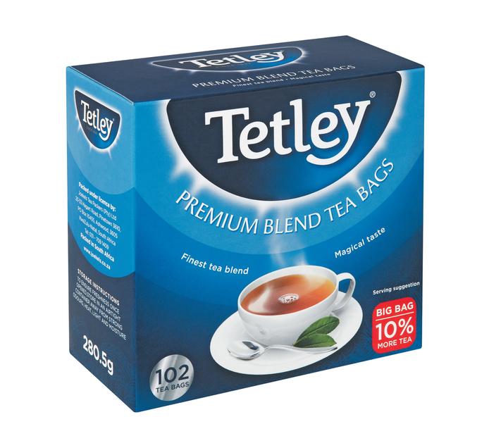TETLEY Black Tea (102's)