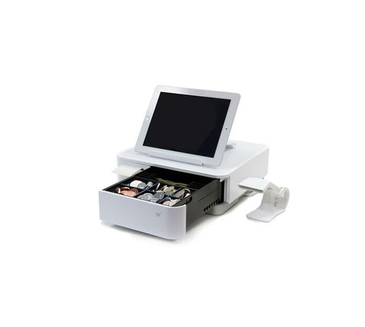 mPOP White EU & UK+Barcode scanner