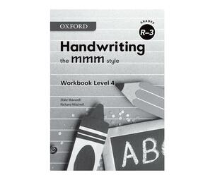 Oxford handwriting: Level 4: Gr 3: Workbook : The mmm style